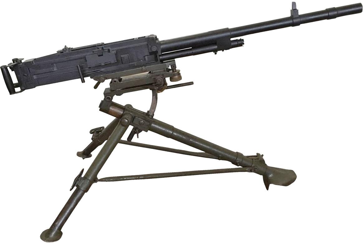 Станковый пулемет «Breda» Mod. 37 (Италия)