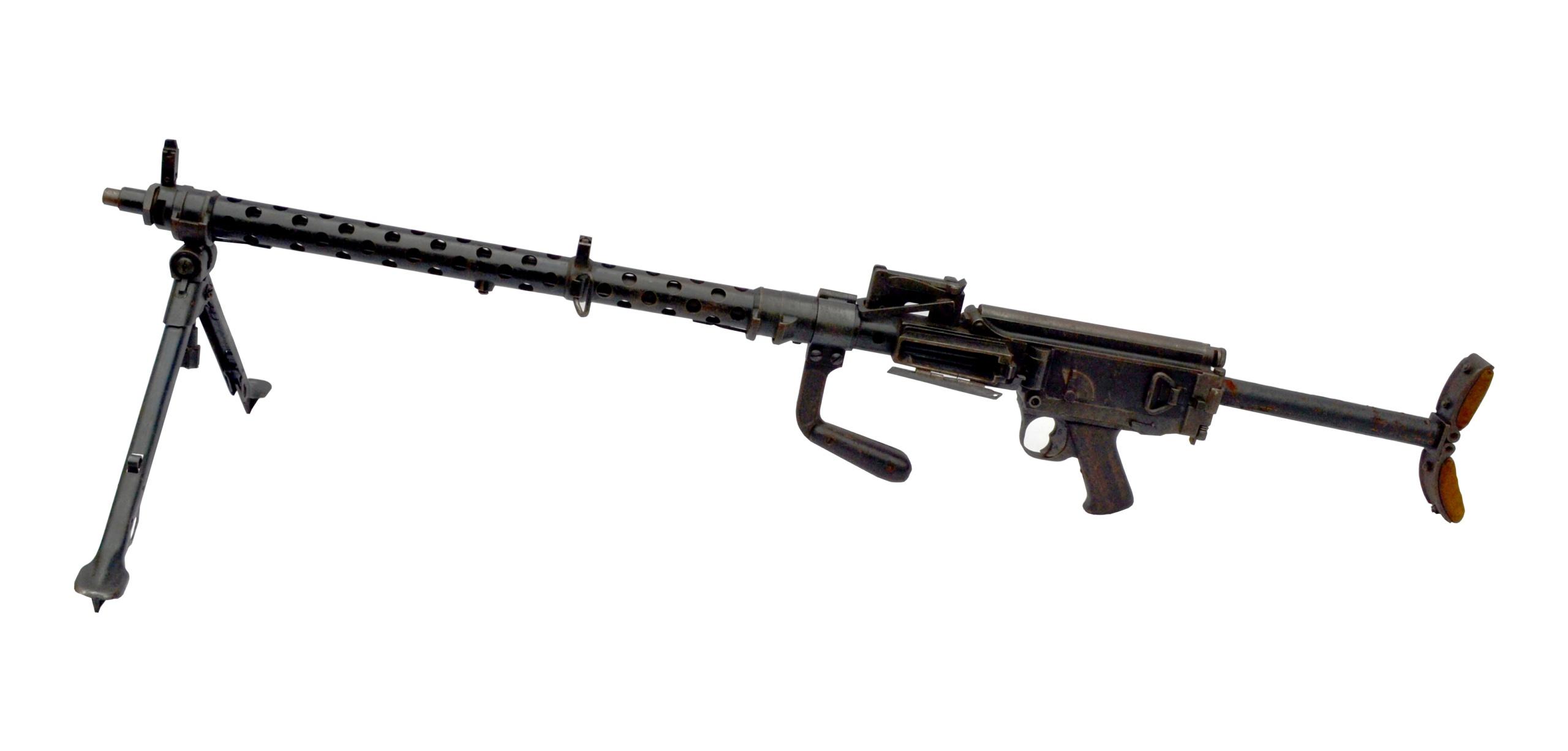 Конструкция пулемета MG 13