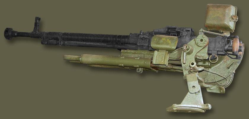 Крупнокалиберный пулемет «Type 54» (Китай)