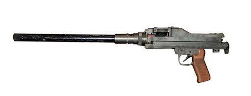 Конструкция пулемета MG 81