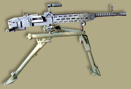 Конструкция пулемета BESA калибра 7,92 мм