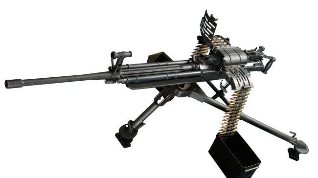 Крупнокалиберный пулемет CIS 50 (Сингапур)