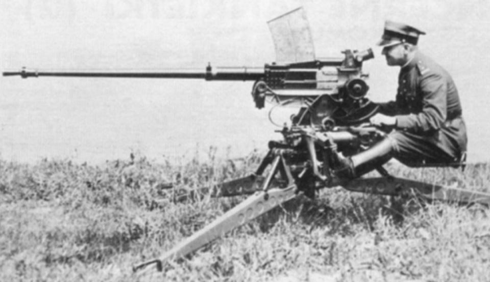 Автоматическая пушка 20 mm FK-A Wz. 38 (Польша)