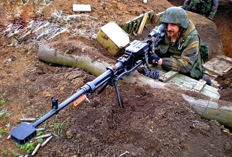 Крупнокалиберный пулемет КОРД (Россия)
