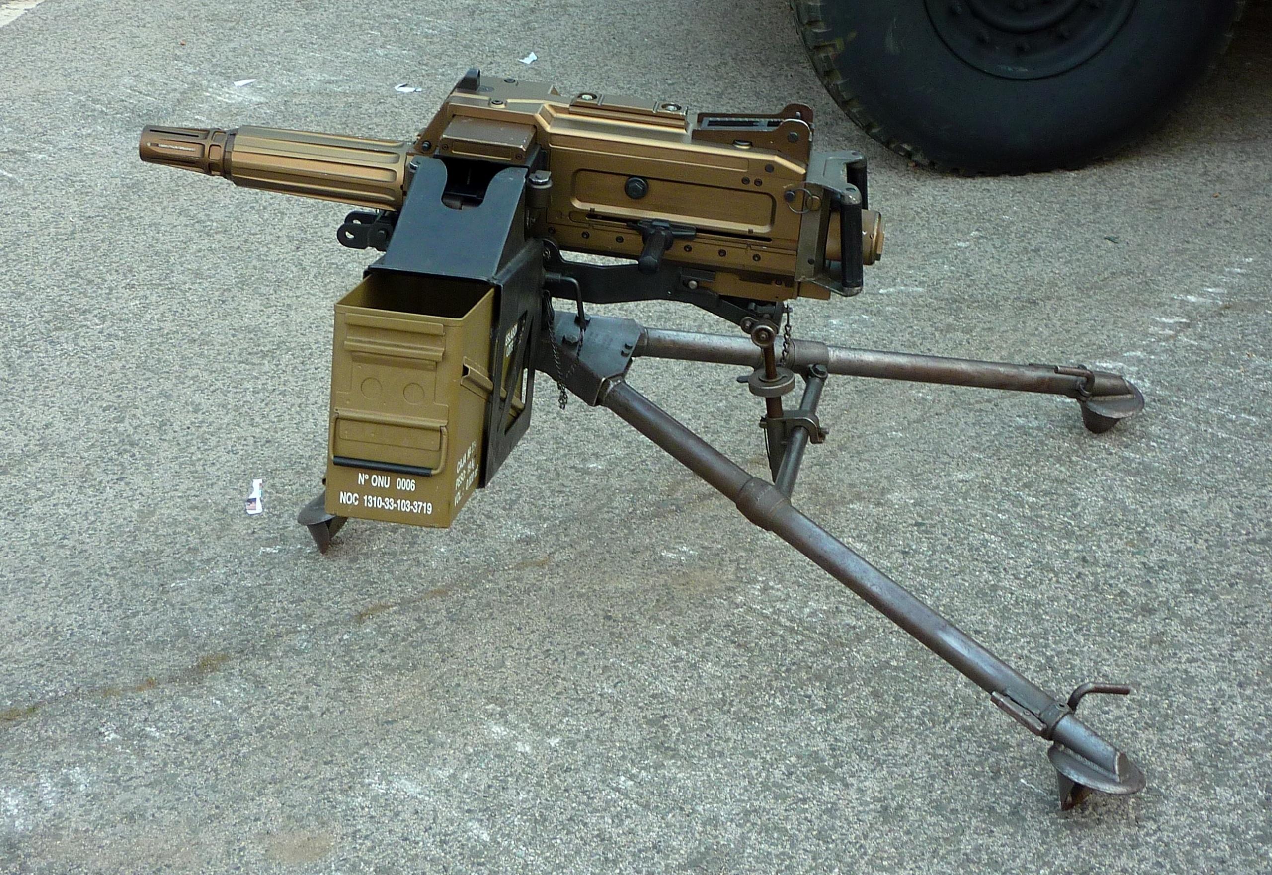 Автоматический гранатомет LAG 40 SB-M 1 (Испания)