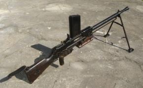 Ручной пулемет «Chatellerault» Mle 1924/29 (Франция)