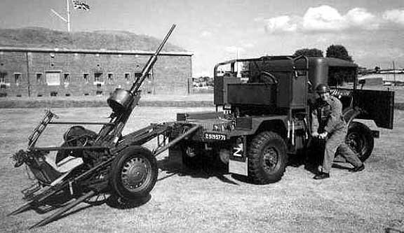 20-мм автоматическая пушка «Polsten» (Великобритания-Польша)