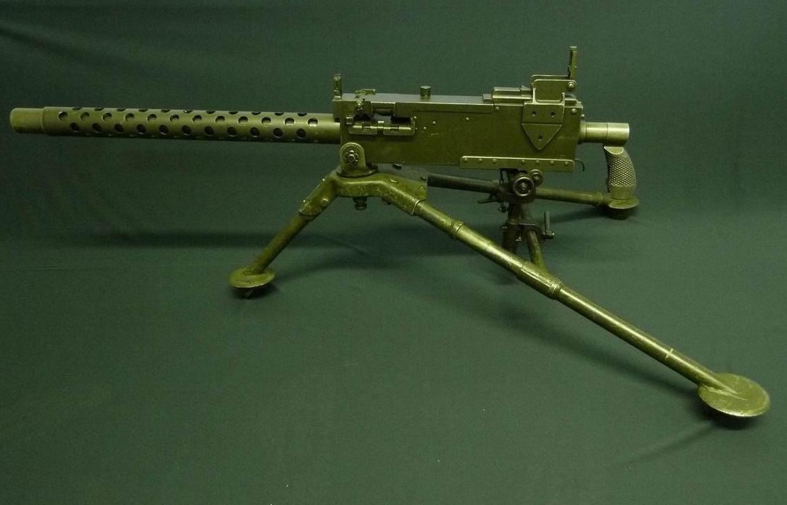 Универсальный пулемет «Browning» М 1919 (США)