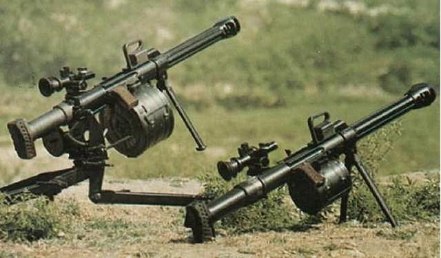 Автоматический гранатомет «Туре 87» (Китай)