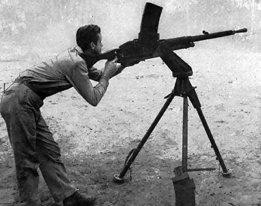 Крупнокалиберный пулемет «Type 93» (Япония)