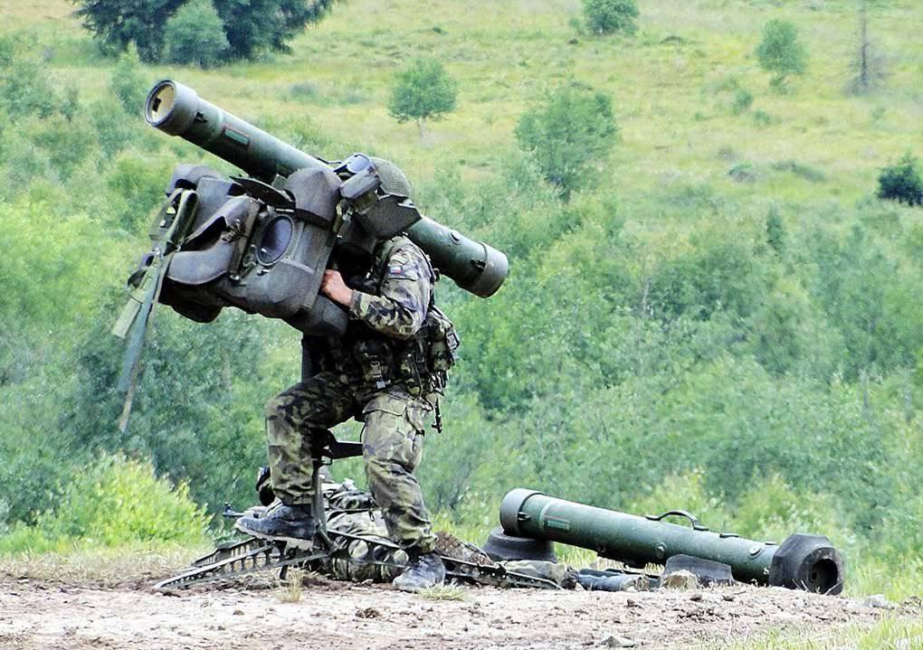 ПЗРК «Bofors» RBS-70 и ЗРК RBS-90 (Швеция)