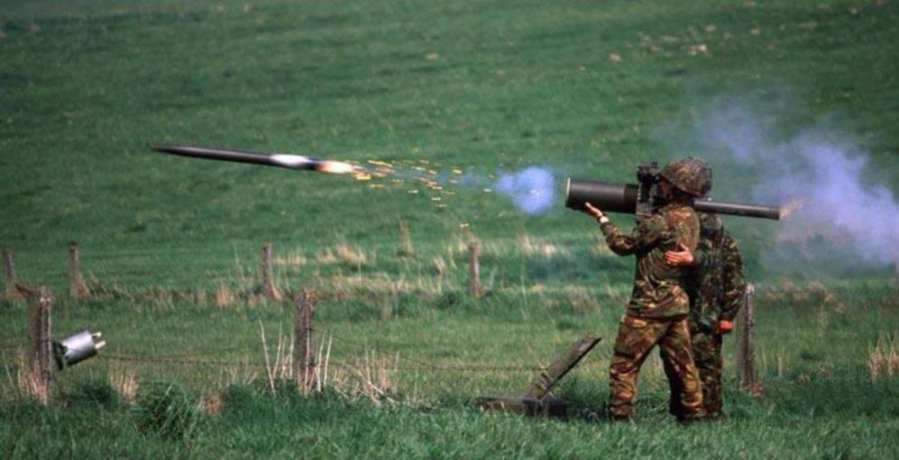 ПЗРК «Blowpipe», «Javelin» и «Starstreak» (Великобритания)