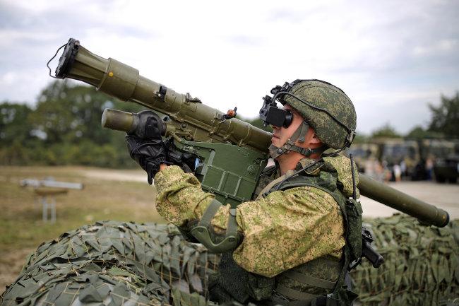 ПЗРК «Стрела» и «Игла» (СССР-Россия)
