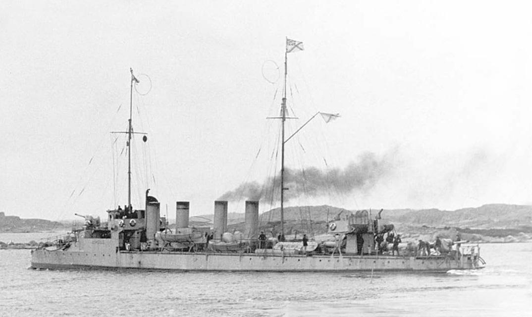 Как советский десант выгнал из персидского порта британцев
