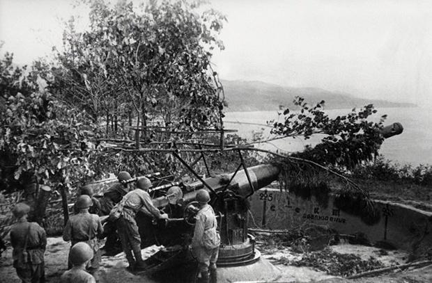 Эвакуация гарнизона военно-морской базы Ханко