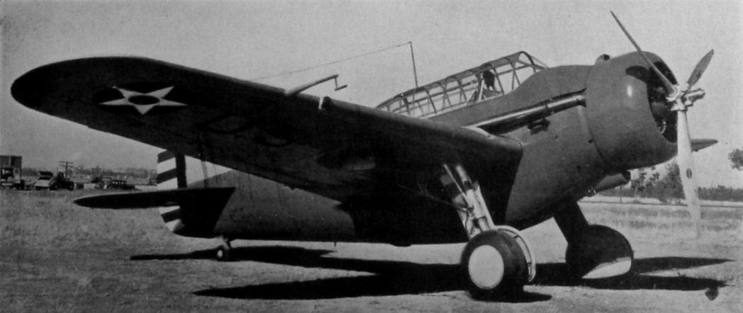 «Норт Америкен», самолет-корректировщик 0-47