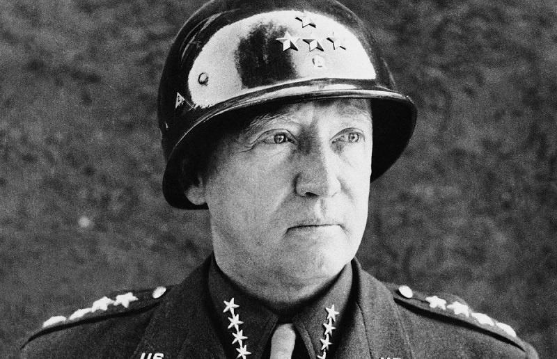 Генерал Паттон был кошмаром для врага и головной болью для начальства
