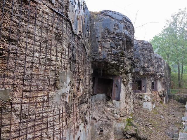 Самая большая в мире артиллерийская крепость - gros ouvrage Hackenberg