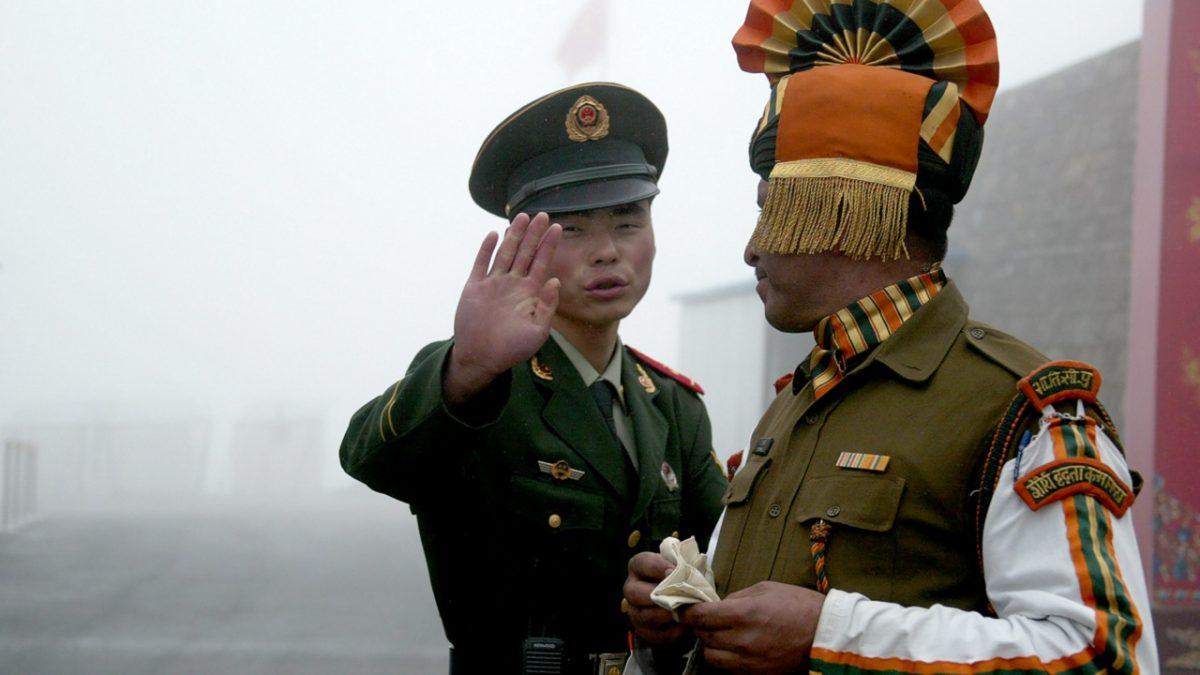 Индо-китайские разборки - пограничные конфликты двух самых населенных стран
