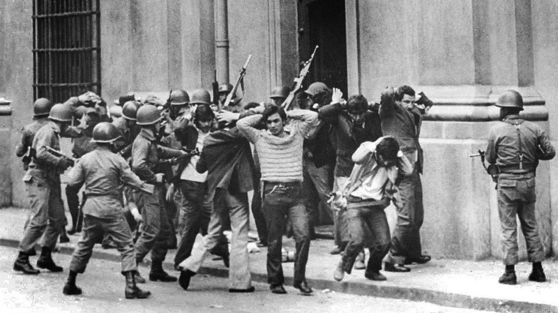 Герильерос - аргентинские партизаны
