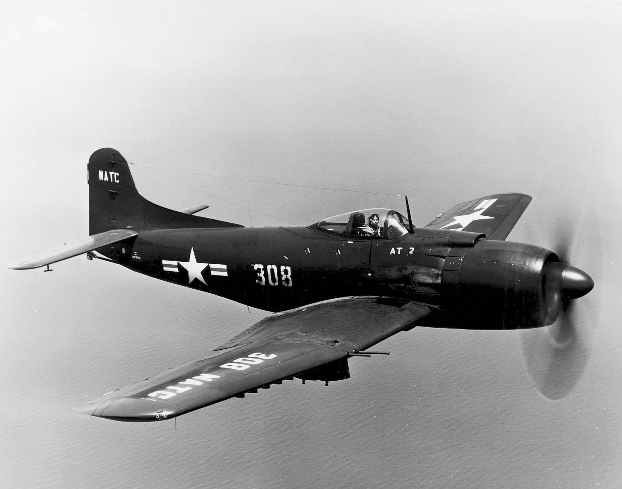 «Мартин», штурмовик-бомбардировщик ВТМ-1 «Маулер»