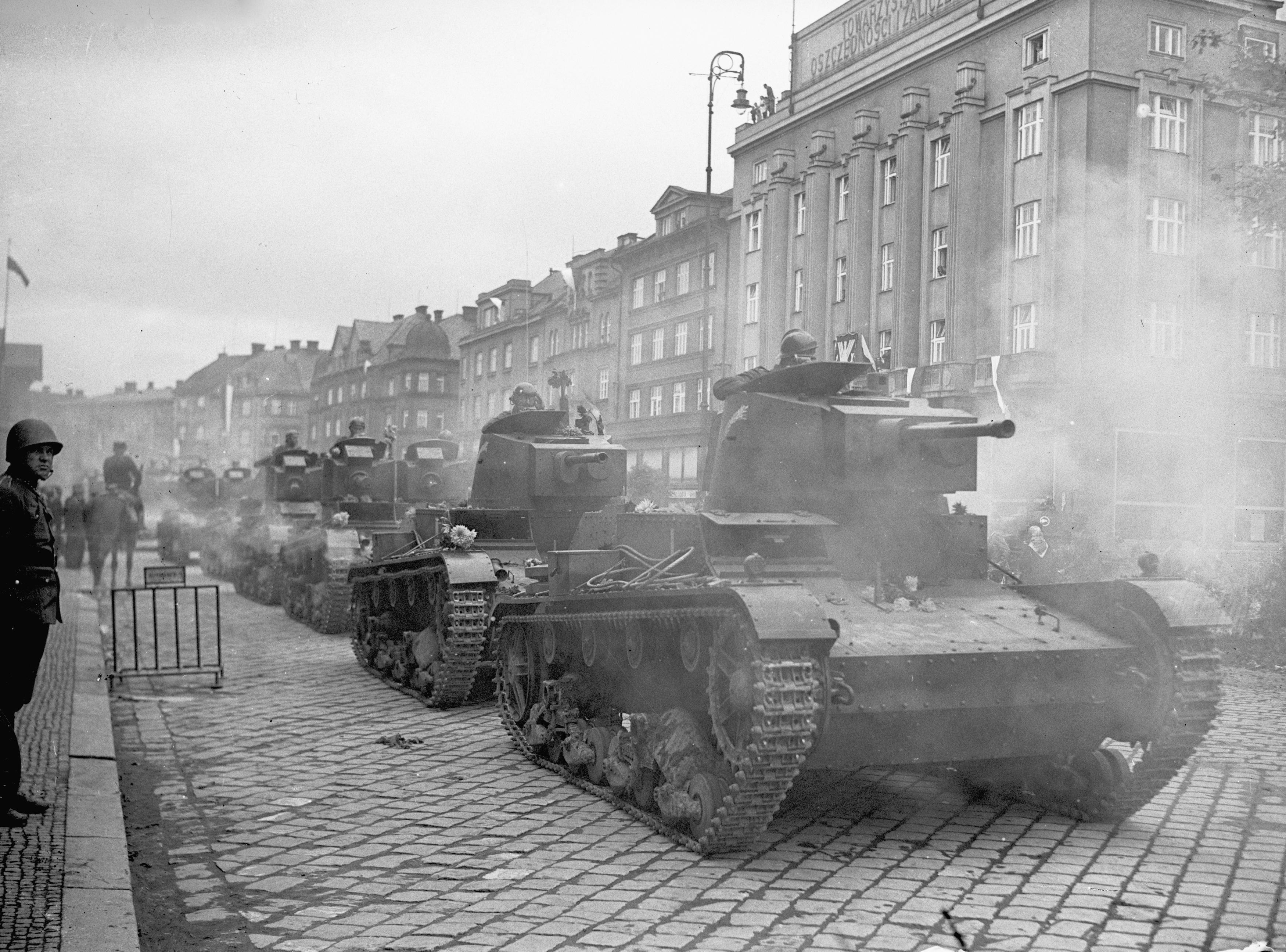 Польша против Чехии - бесконечный конфликт за спорные земли