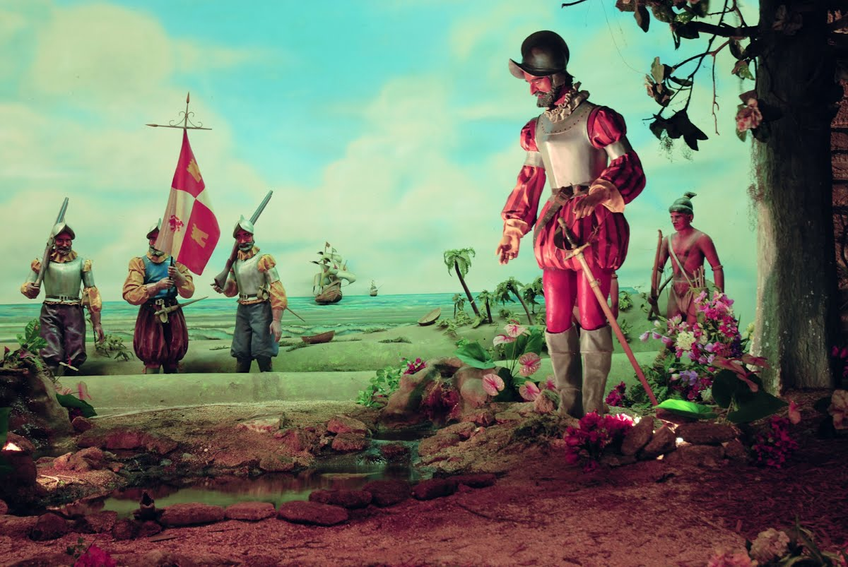 В погоне за вечной юностью Хуан Понсе де Леон открывал все новые земли