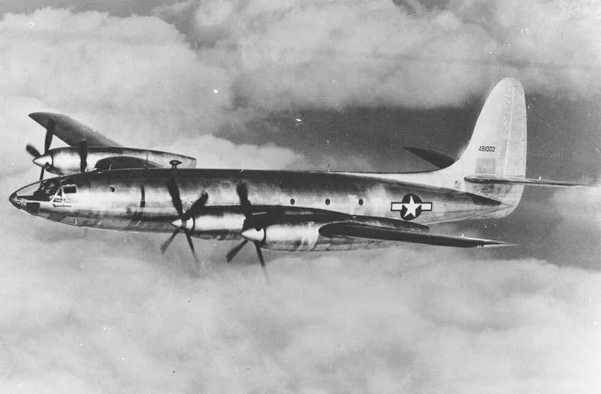 «Рипаблик», самолет-разведчик XF-12 «Рейнбоу»