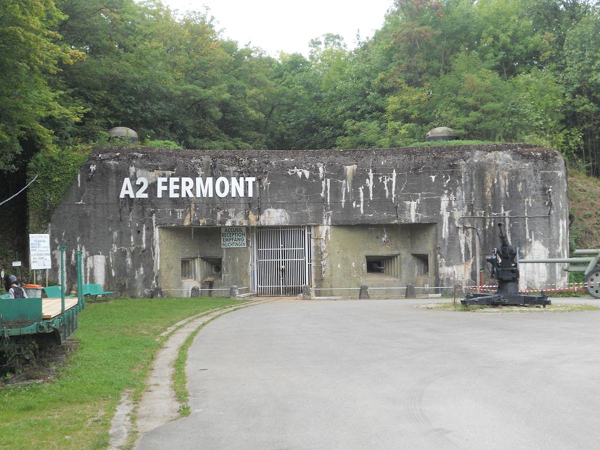 Большая артиллерийская крепость Фермонт