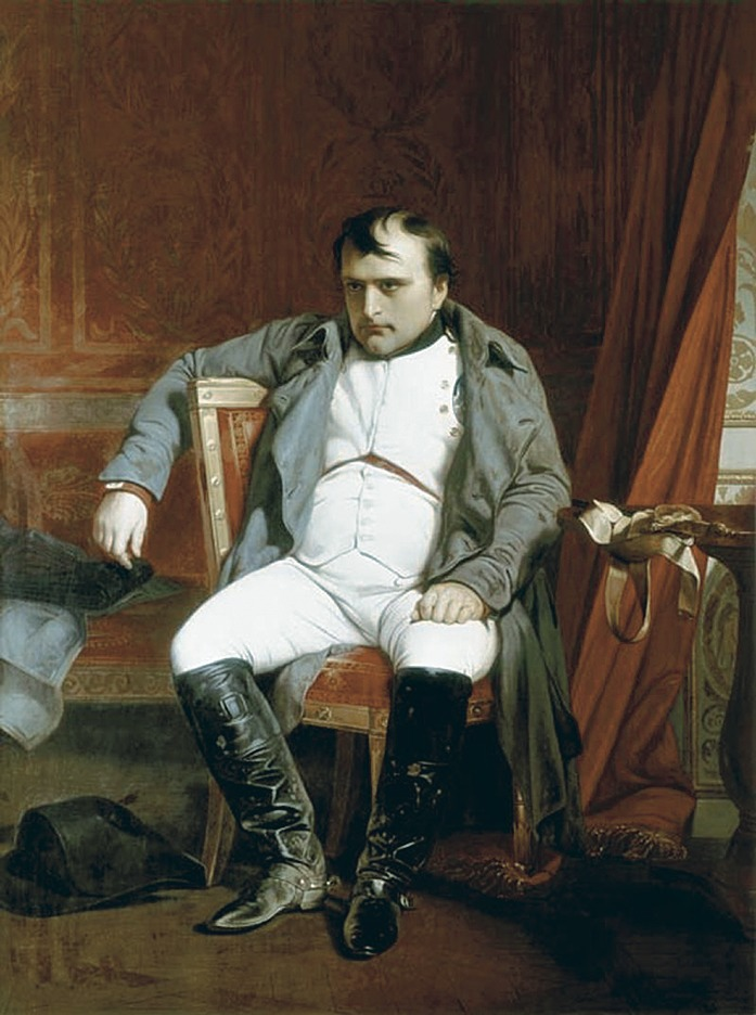 Бурбоны против Бонапартов. Как появились «дыры» в списке правителей Франции