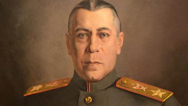 Маршал Шапошников - царский полковник на службе РККА