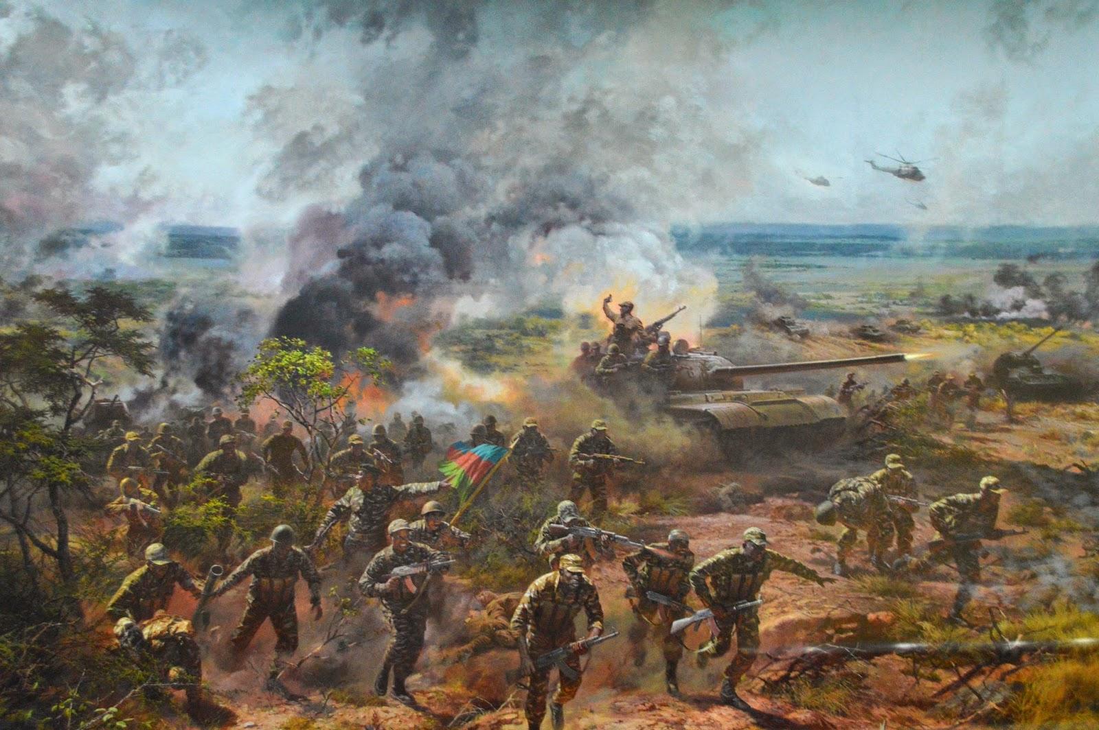 Африканский «Сталинград» - война, которой не было