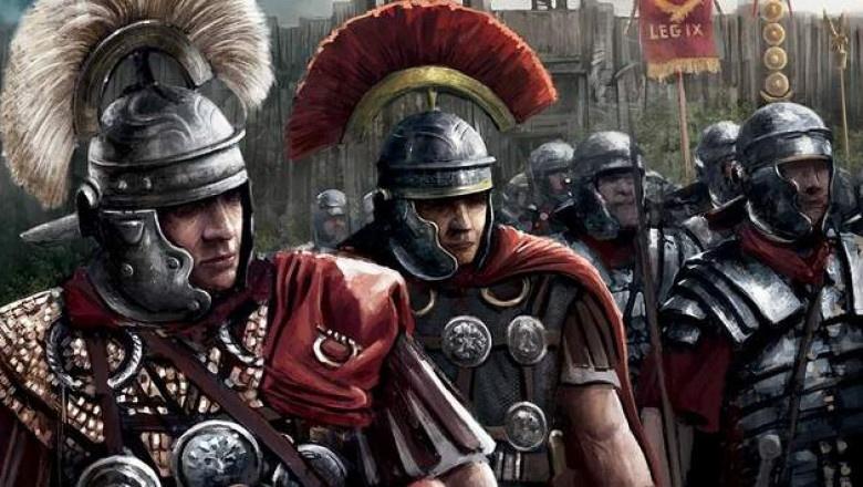 Центурионы - главная опора рима