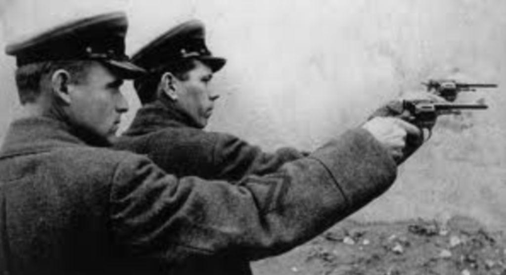 За что расстреляли руководителей советского спорта