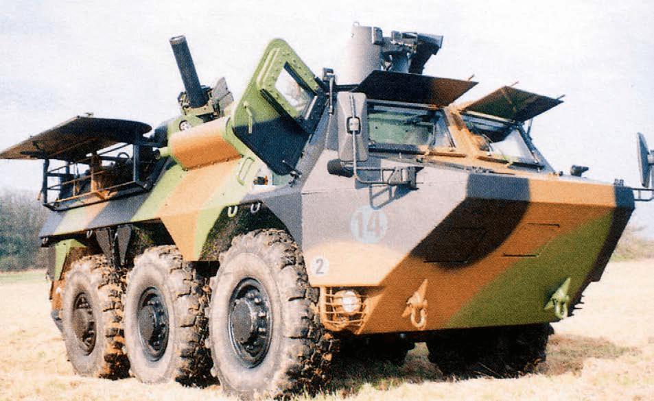120-мм нарезные минометы и «минометные системы» (Франция)