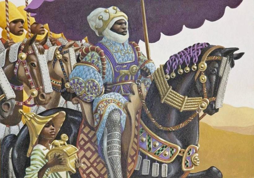 В Средние века на Черном континенте существовала богатейшая империя