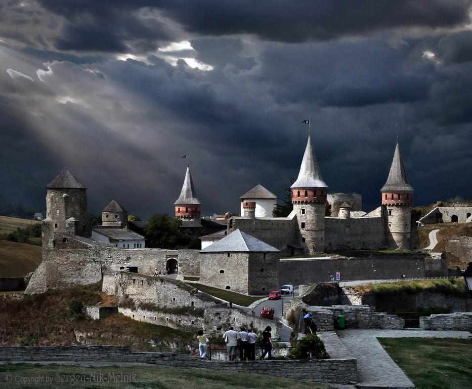 В XVII веке главная крепость Украины принадлежала туркам