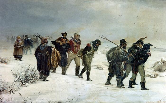Французская армия была самой больной армией в мире