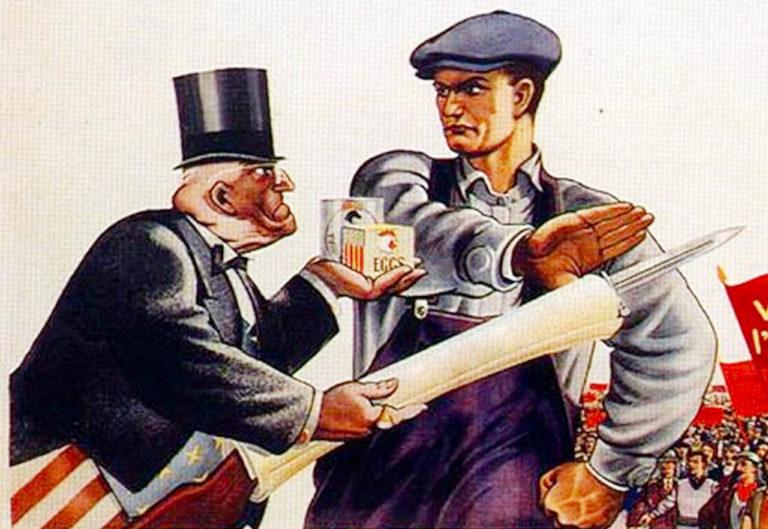 Зачем начали кампанию по борьбе с «низкопоклонством перед Западом»?