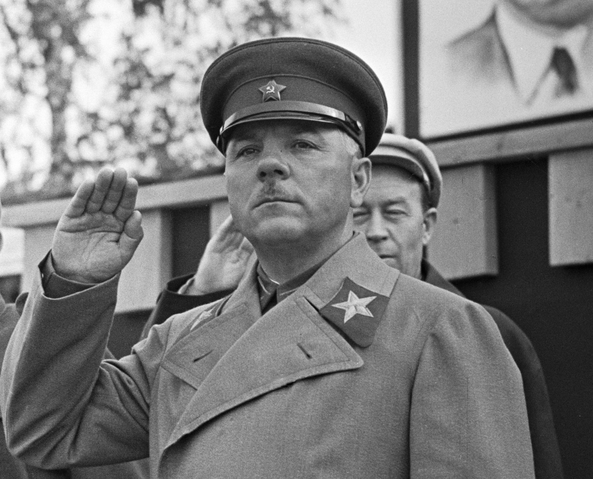 Климент Ворошилов - последний постоялец Кремля