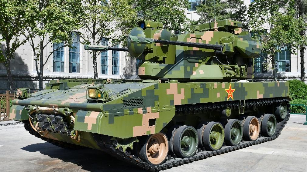 Зенитная артиллерийская система «Тип 07» (PGZ-07)