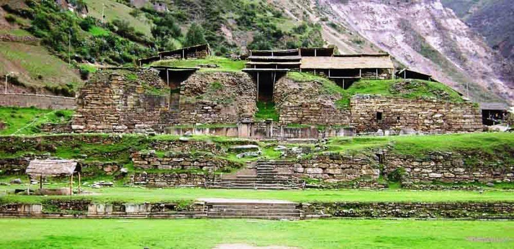 Чавинцы строили свои города для богов
