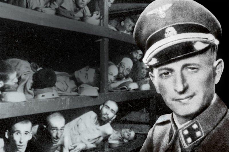 Охота на организатора Холокоста - как «Моссад» похитил Адольфа Эйхмана