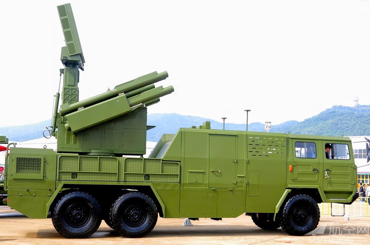 ЗРК малой дальности «Фэй Бао-10» (FB-10)