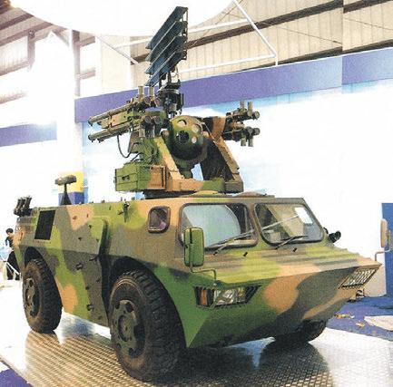 ЗРК малой дальности FLV-1/FLG-1/FL-2000
