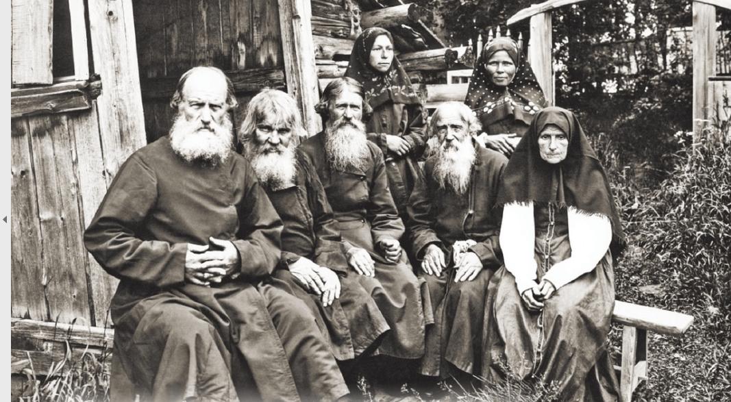 «Республика староверов» - старообрядцы подняли бунт против советской власти
