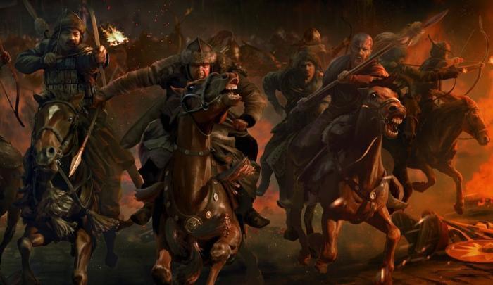 Вторжение кочевников положило конец владычеству Рима