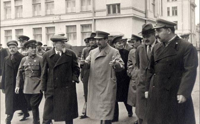 Телохранители советских вождей