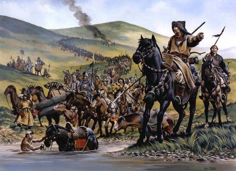 Как потомки Чингисхана освобождали Гроб Господень