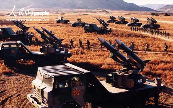 ЗРК малой дальности «Хун Ци-61A» (HQ-61A)